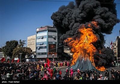 ظهر عاشوراء-طهران
