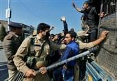بازداشت 4000 کشمیری طی دو هفته اخیر توسط حکومت هند