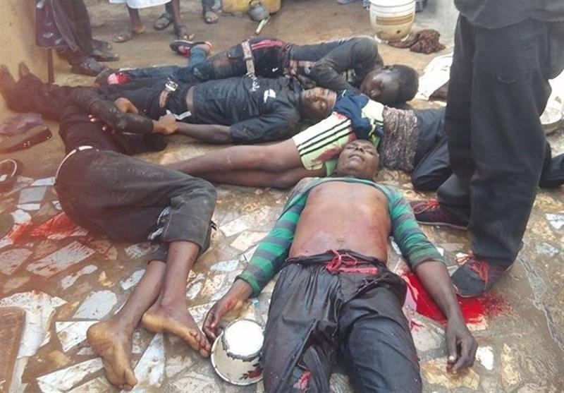 Nijerya'da Aşura Gününde Şiiler Katledildi + Fotoğraf