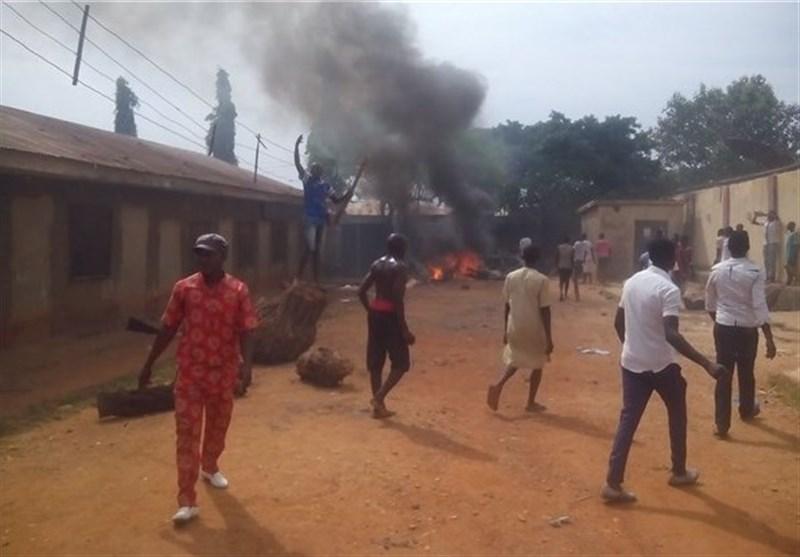 Hükümet Tarafından Nijerya İslami Hareketine Ait Binaların Yıkılıyor!