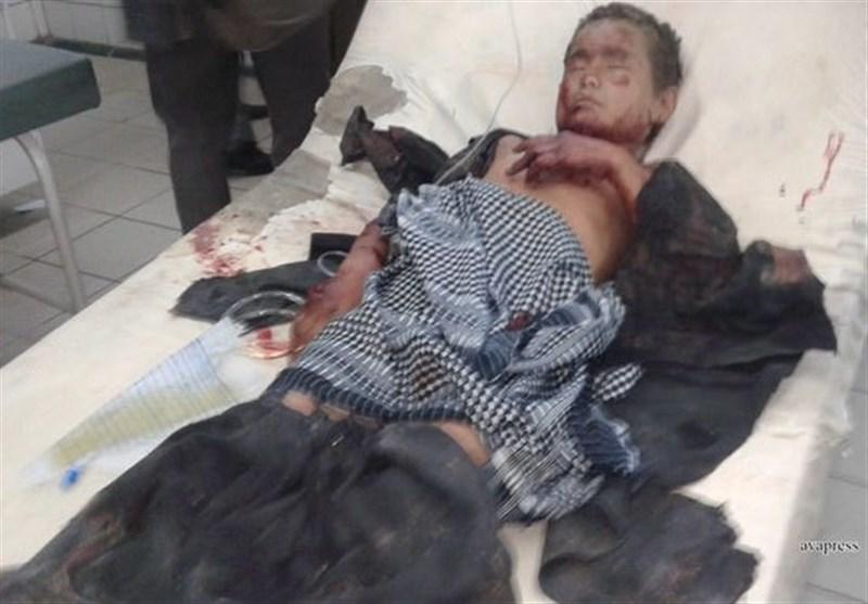 عاشورای خونین عزاداران حسینی در افغانستان(+13)