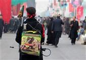 برگزاری مراسم عاشورای حسینی در غرب افغانستان + تصاویر