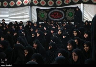 پنجمین شب عزاداری محرم در حسینیه امام خمینی (ره)