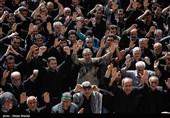 استان لرستان همزمان با اربعین حسینی غرق در ماتم شد
