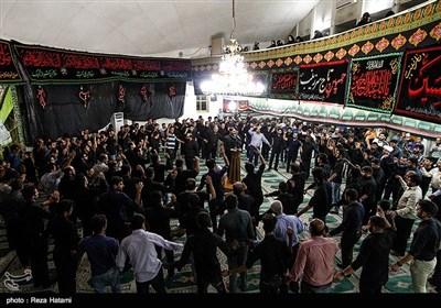 مراسم عزاداری روز عاشورا در بوشهر