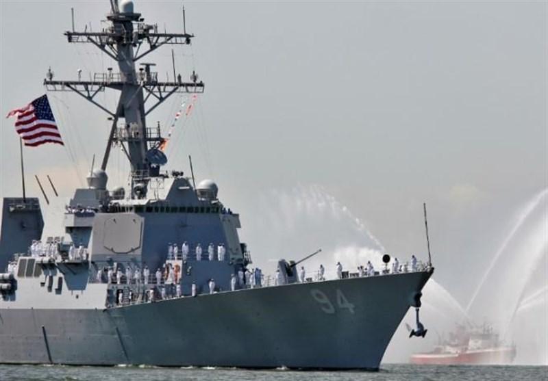 کثیرملکی بحری مشقوں کا آج سے بحیرہ عرب میں آغاز / کئی ممالک کے بحری جہاز لنگر انداز
