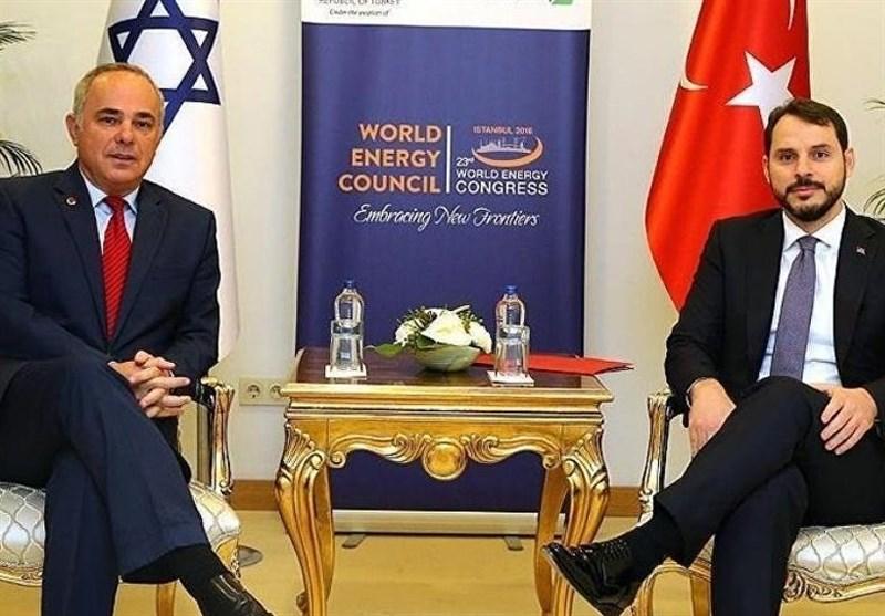 İsrail ve Türkiye Enerji Bakanları Bir Araya Geldiler