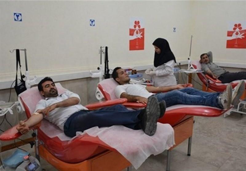 میزان مورد نیاز خون از تمام گروههای خونی جمعآوری شده است