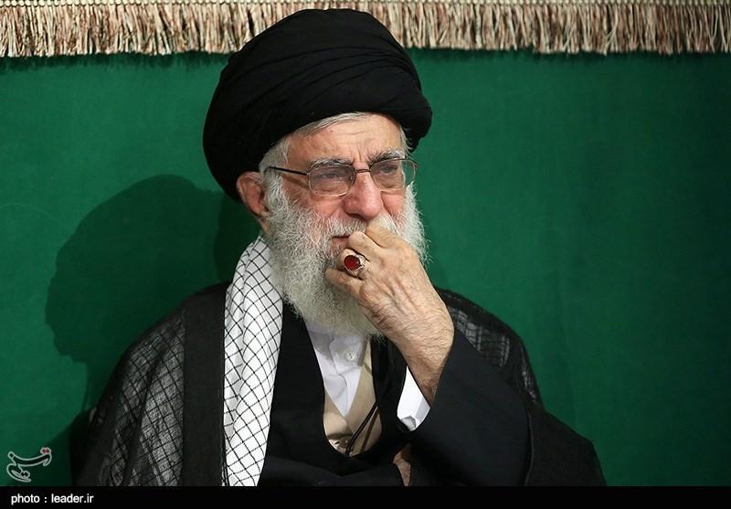آخرین شب مراسم عزاداری حضرت اباعبدالله الحسین علیهالسلام