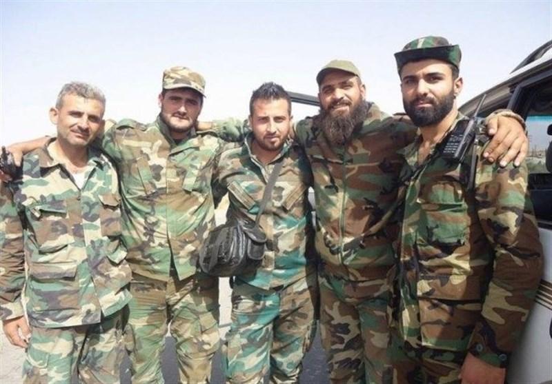 """الجیش السوری یسطیر على """"الکتیبة الجویة"""" غرب دمشق + صور"""