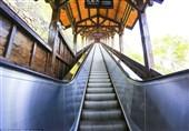 طولانیترین پله برقی جهان