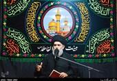 حجت الاسلام و المسلمین سیدحسین مومنی