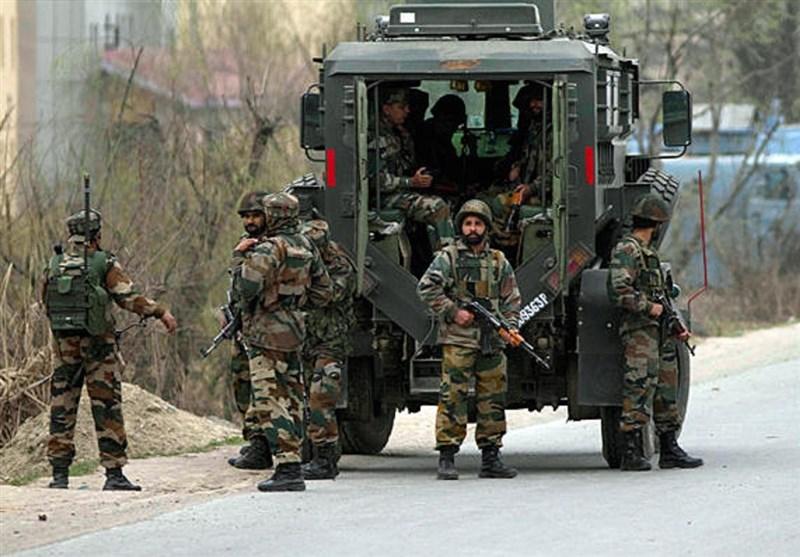بھارتی فوج در کشمیر