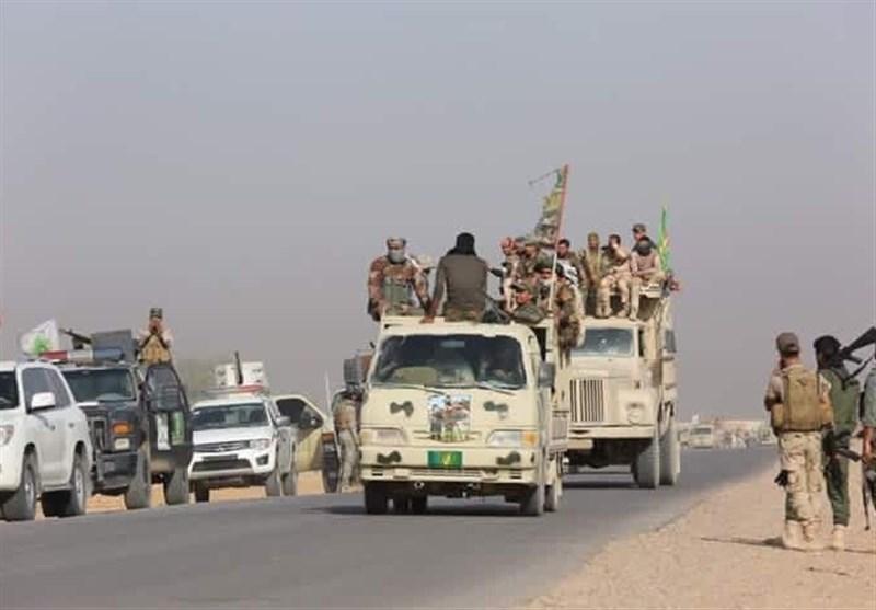 حرکت برای آزادسازی موصل از چنگال داعش + عکس
