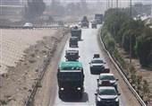 فرار عناصر داعش از سمت شرق به غرب «موصل» و کنترل کامل بر شهرستان «الرطبه»