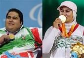 سیامند رحمان و زهرا نعمتی، ورزشکاران آسیایی تاریخساز در پارالمپیک 2016