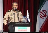 سخنرانی امیر سید عبدالرحیم موسوی جانشین ستاد کل نیروهای مسلح