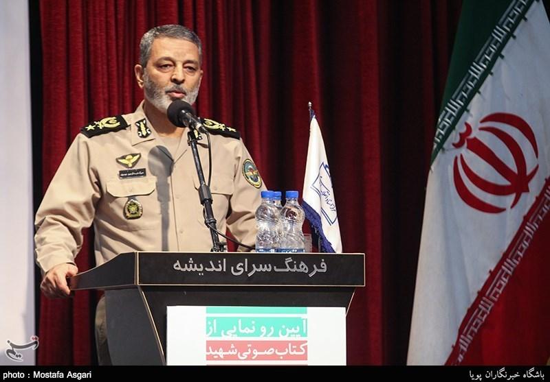 فرمانده ارتش: درجهداران در ارتش تعیینکننده هستند