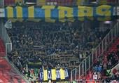 بلیتهای یک میلیون و 200 هزار تومانی در بازار سیاه برای دیدار روستوف - اتلتیکو + عکس