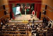 تجلیل از 72 پیرغلام حسینی در پانزدهمین اجلاس بینالمللی خادمان حسینی در اصفهان