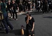 عزاداری مردم تایلند