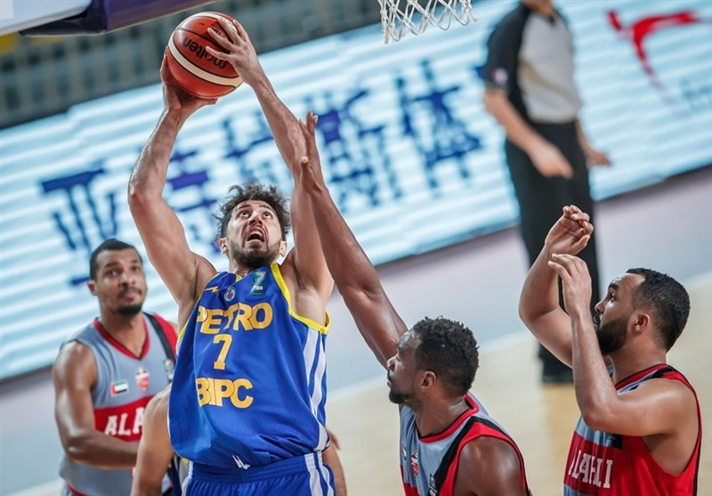 Petrochimi Comes 3rd at FIBA Asia Champions Cup