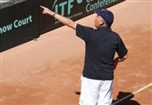 مدرس تنیس