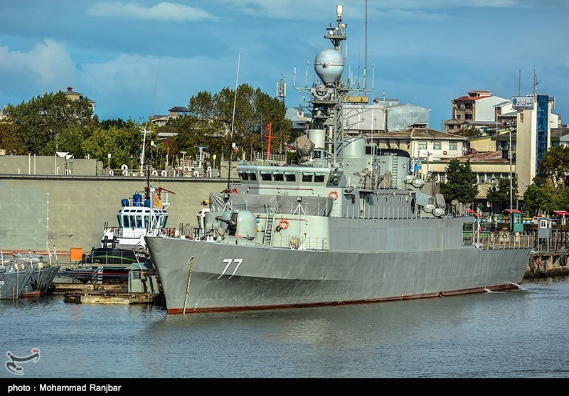 Bangladesh Navy Lauds Iran's Efforts to Secure Int'l Waters
