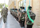 اشک عشق دانشآموزان اصفهانی برای فرمانده دلها