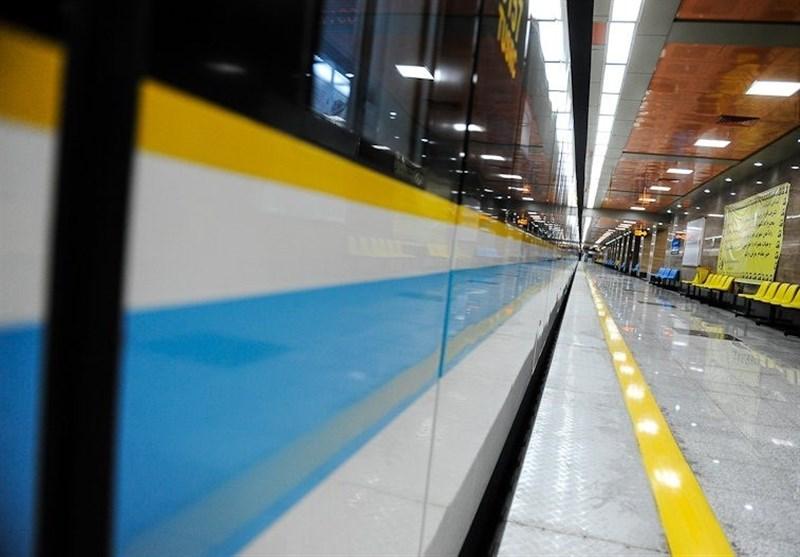 برنامههای متروی تهران در روز ۱۳ آبان