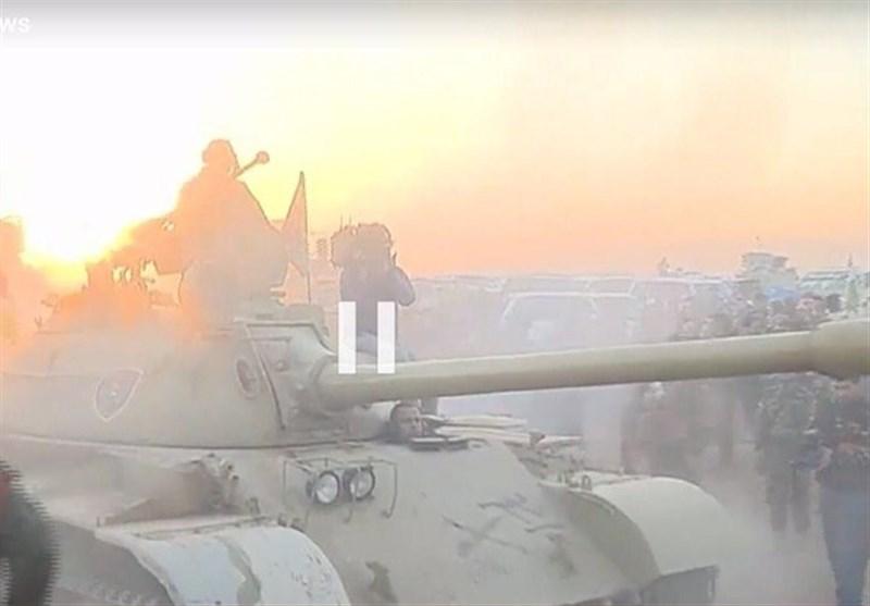 عملیات آزادسازی «موصل» آغاز شد