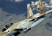 Israeli Aircraft Strike Targets in Gaza Strip