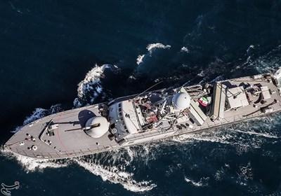 القوات البحریة الإیرانیة فی المحیط الاطلسی