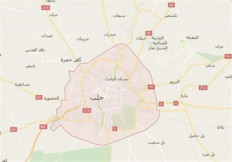 دمشق: العثور على مقبرة جماعیة من الجیش السوری فی حلب