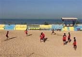 لقاءات ودیة مرتقبة بین فریقی ایران ولبنان لکرة القدم الشاطئیة
