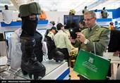 افتتاحیه پانزدهمین نمایشگاه لوازم و تجهیزات پلیسی، ایمنی و امنیتی ایپاس 2016