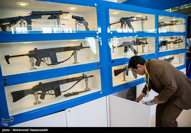 Defense Ministry to Boost Iranian Police Capabilities