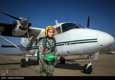 Gorgan'da Paraşüt
