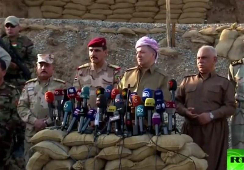 Barzani: Referandum Diğer Ülkeler İçin Bir Tehlike Oluşturmuyor/Kürt Halkı Geri Adım Atmayacak
