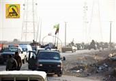 القوات العراقیة تسیطر على طریق دهوک - الموصل