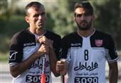 سیدجلال حسینی احمد نورالهی تمرین پرسپولیس