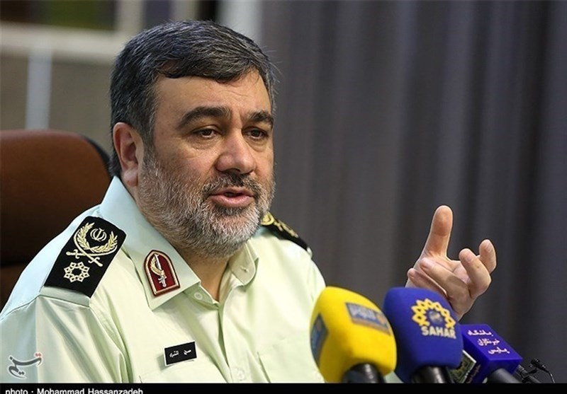 No Security Problem Reported in Iran's Nationwide Rallies: Police Chief