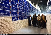 «تالار پیروزی» باغ موزه دفاع مقدس افتتاح شد