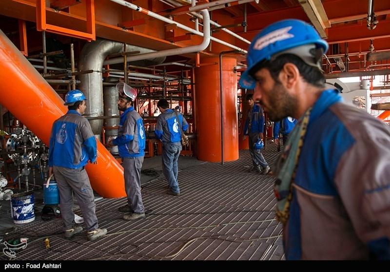 استخدام جوانان عسلویه در فازهای پارس جنوبی