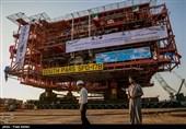 2 سکوی تولید و فرآوری گاز فازهای 22 و 24 پارس جنوبی نصب میشود