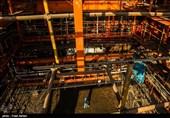 حمل سکوی نفتی B17 پارس جنوبی - عسلویه