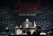 حسن رحیمپور ازغدی پژوهشگر و دینشناس اسلامی در نشست هیئتهای انقلابی