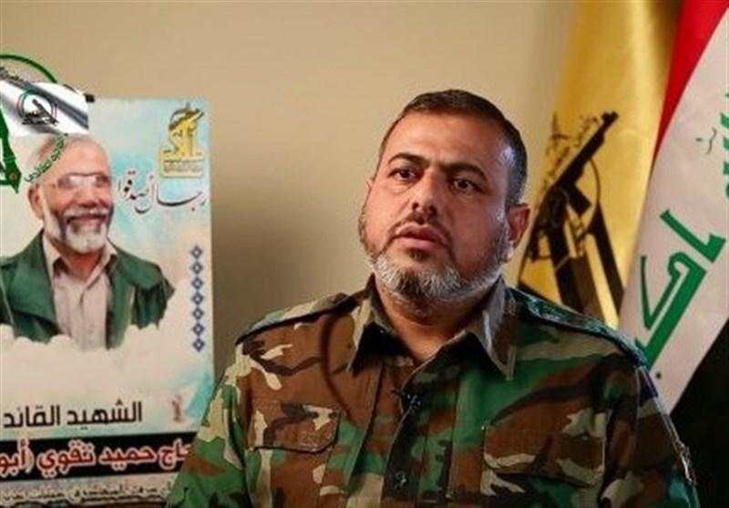 علی الیاسری سرایا الخراسانی