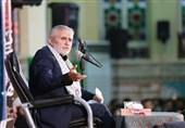 مدیحهسرایی «حاج منصور ارضی» در مدح کریمه اهل بیت(س) + فیلم