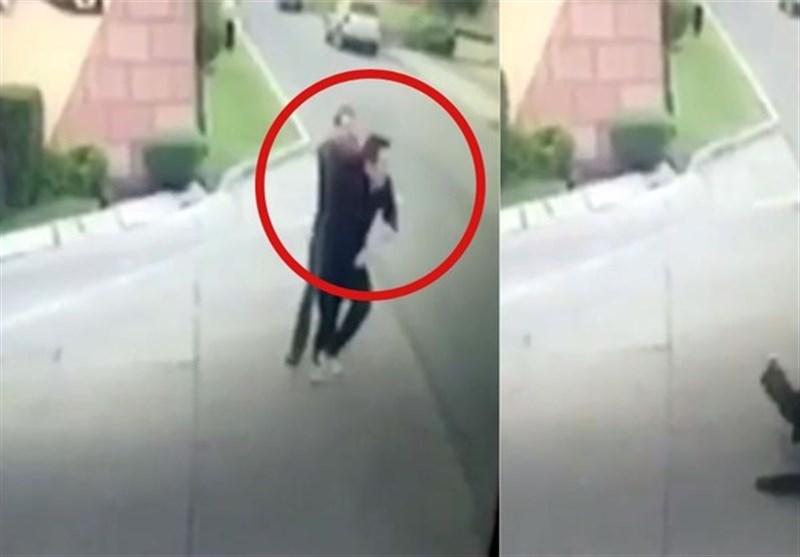 فیلم/لحظه تکاندهنده قتل قاضی پرونده «الچاپو»